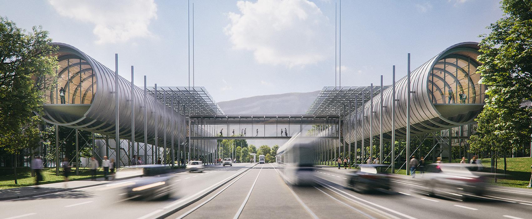 CERN Science Gateway - Geneva Switzerland