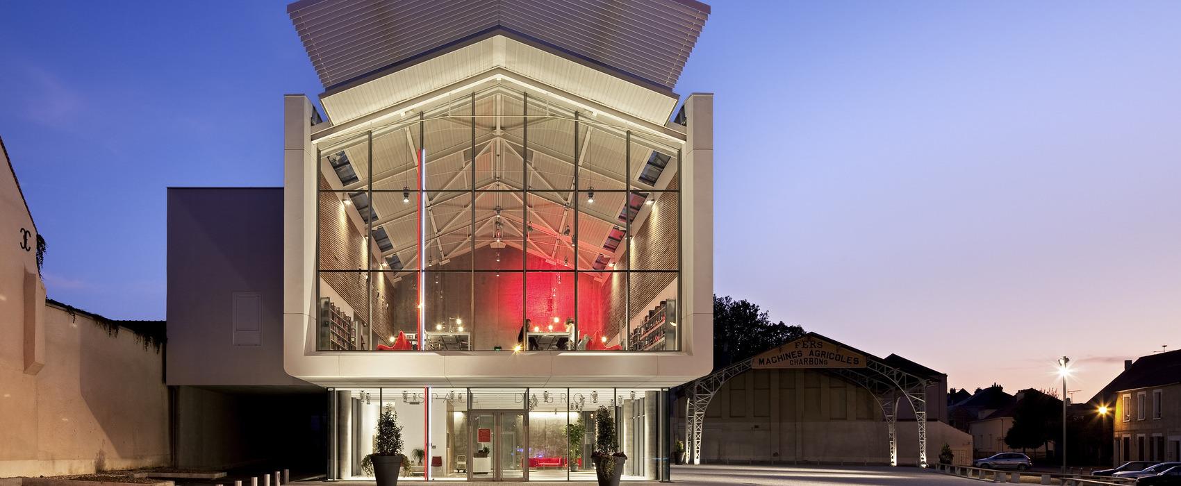 Cultural Center Dagron - Auneau France